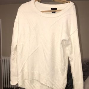 Oversized comfy winter sweater